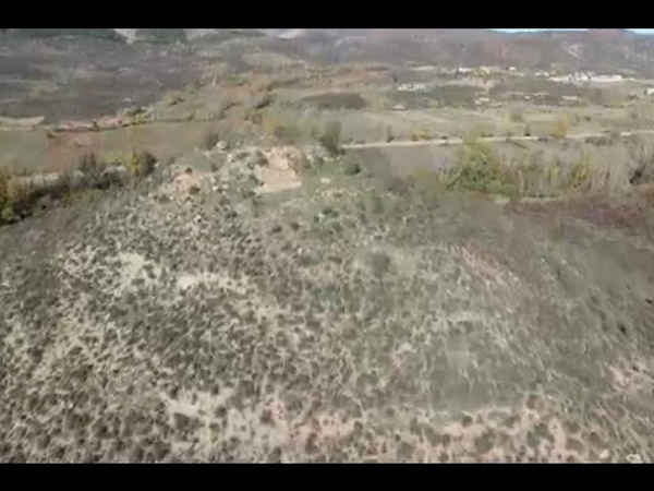 1st Spanish pyramid discovered in the province Cuenca El Cabezuelo