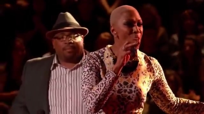 One Of The Best Battles On The Voice Ever Biff Gore Vs Sisaundra Lewis