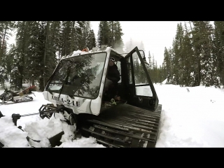 CHASING LEGENDS—JEREMY JONES AND MIKE BASICH IN TAHOE
