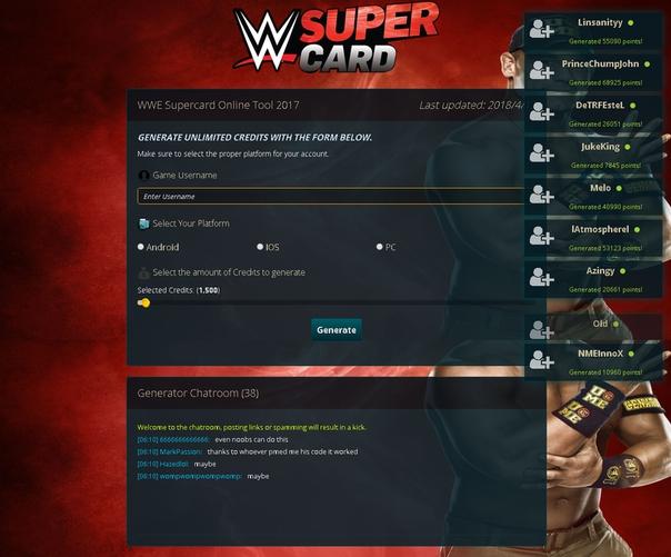 Download game wwe supercard mod apk
