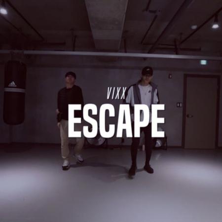 """전종영 on Instagram: """"Escape - @vixx_stargram Choreography by @taeh00nkkkim_ ,@jjong02 . 너무 감사하게도 정완이형 @_freemindomg_ 이 주신 좋은기회로 어릴적부터 좋아하던 빅스형들의 수록곡..."""