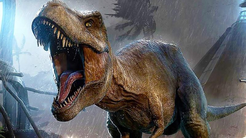 JURASSIC WORLD EVOLUTION - All Dinosaurs Species Trailer 2018 (Jurassic Park)