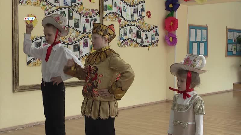 Концерт в Детском Доме Волжский. Гости из Москвы.