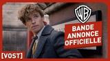 Les Animaux Fantastiques Les Crimes de Grindelwald - Bande Annonce Officielle Comic-Con (VOST)