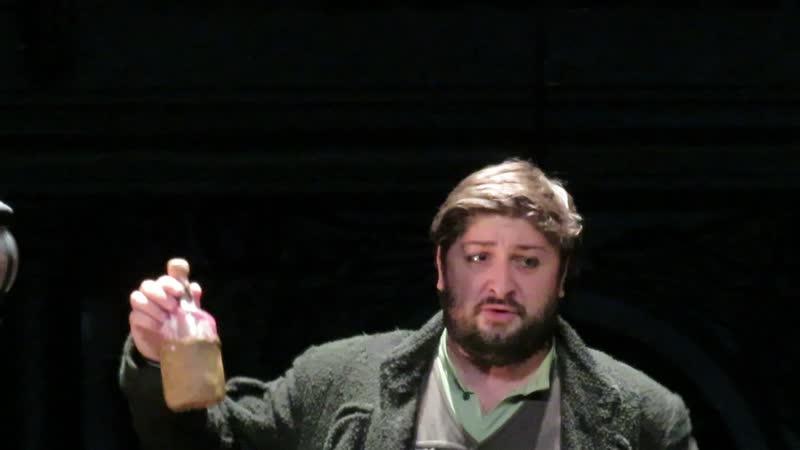 Ефим Расторгуев - ария Лепорелло из оперы В.-А.Моцарта Дон Жуан