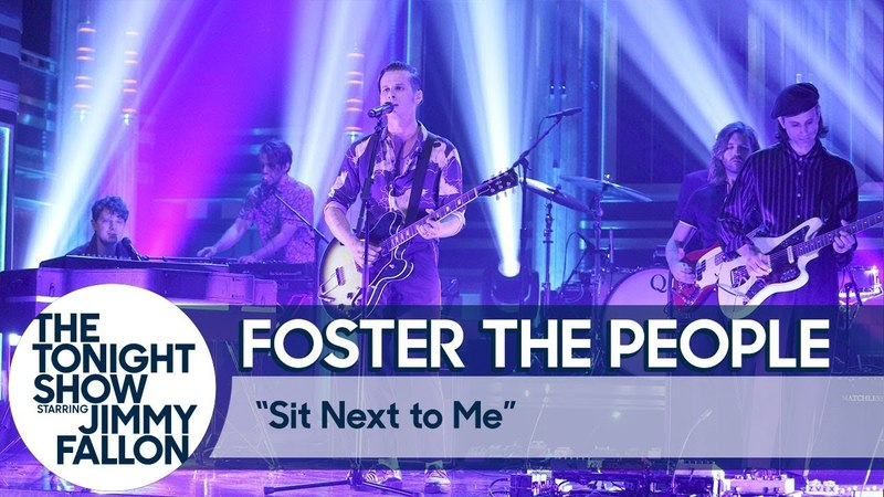 Foster the People: Sit Next to Me