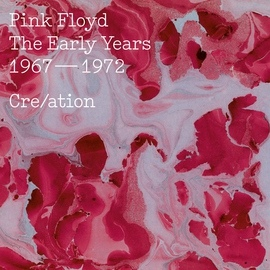 Pink Floyd альбом The Early Years 1967-72 Cre/ation