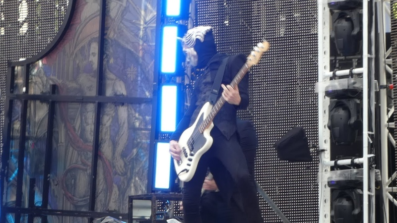 Ghost Faith live in Zurich @ Stadion Letzigrund 10 05 2019