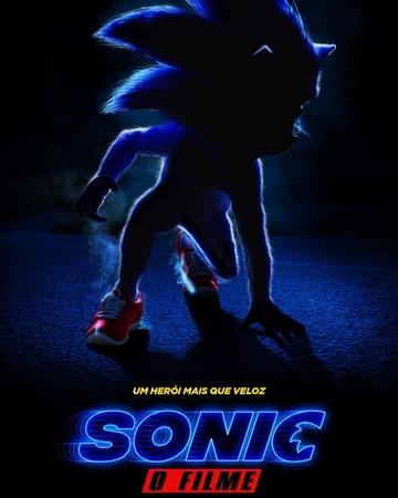 """IGN Brasil on Instagram: """"EXCLUSIVO: veja o primeiro teaser de Sonic: O Filme, aventura do mascote da SEGA que estreia em 2019 nos cinemas! 😱😱😱"""""""