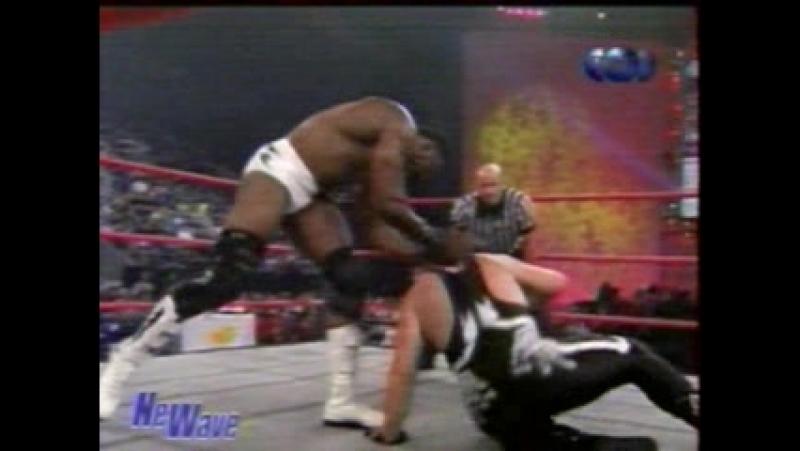 Титаны реслинга WCW Nitro September 18 2000