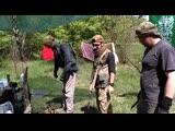 Казнь военнопленного британца Моджахедами.