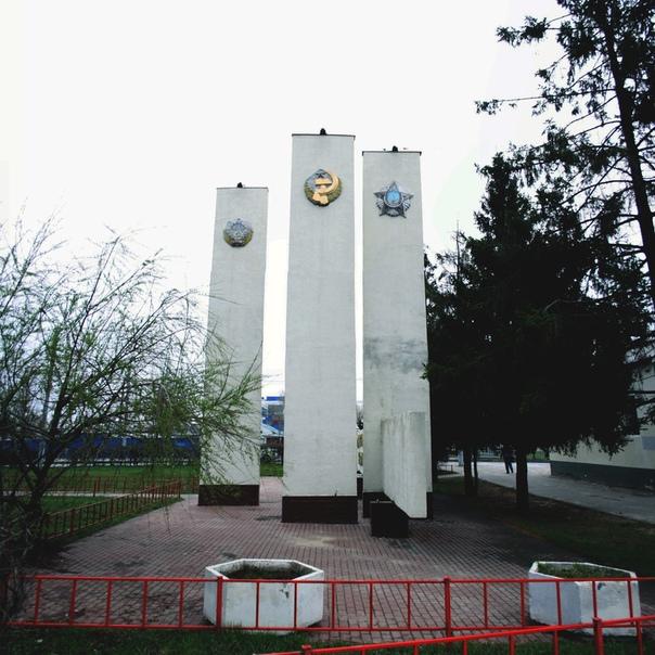 Памятник чему-то. Конструктивизм