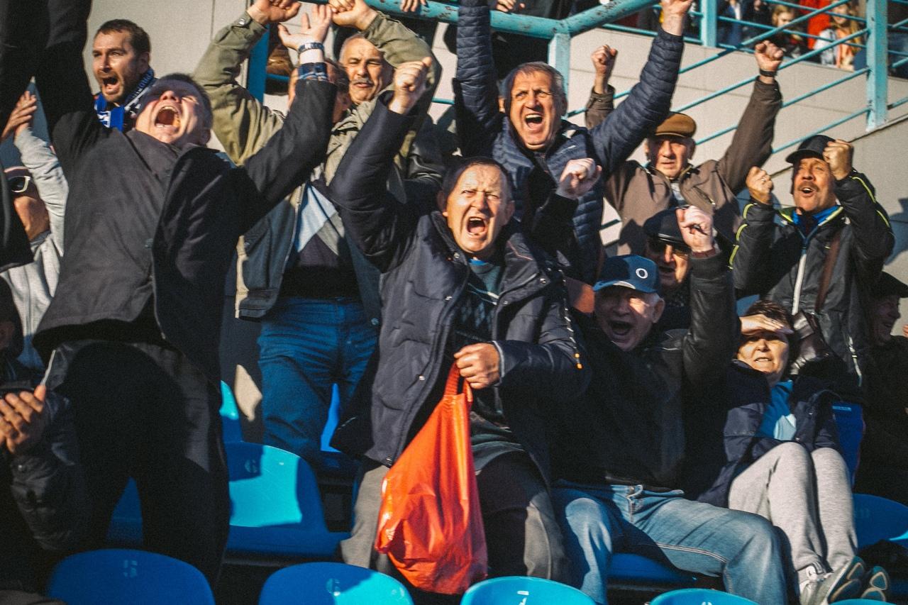 Субботний матч в Курске вошел в топ–5 по посещаемости ФНЛ