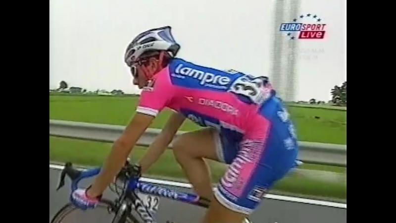 Giro dItalia 2007 stage 11 23 May Serravalle Scrivia to Pinerolo _