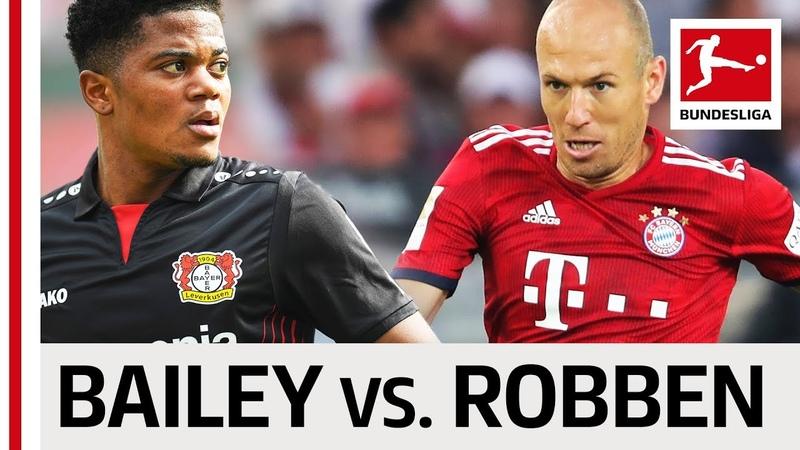 Бэйли vs Роббен