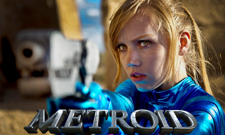 Metroid: A Live Action Short Film