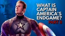 What is Captain Americas Endgame Video Essay
