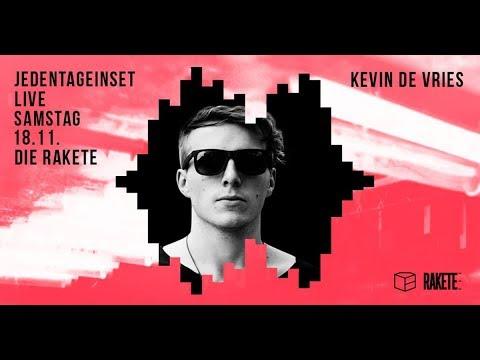 Jeden Tag ein Set LIVE Kevin de Vries