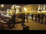 Как в Санкт-Петербурге ждут развода Дворцового моста