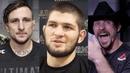Бойца UFC ограбили во время боя Хабиб о боях перед завершением карьеры зарплаты UFC on ESPN 1
