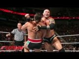 John Cena, Randy Orton and Cesaro vs Kevin Owens, Rusev and Sheamus (20.07.15)