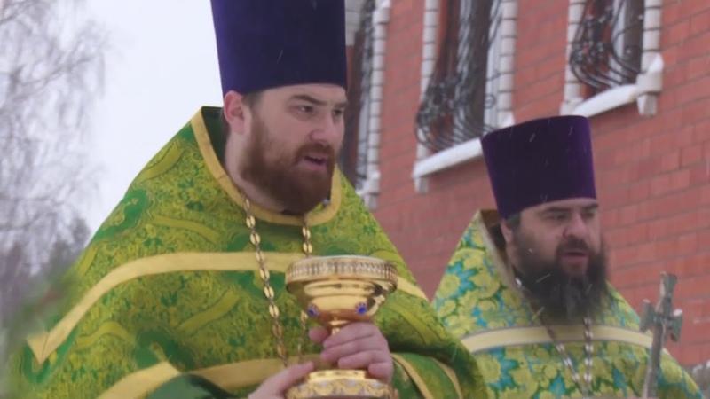 Престольный праздник Серафима Саровского