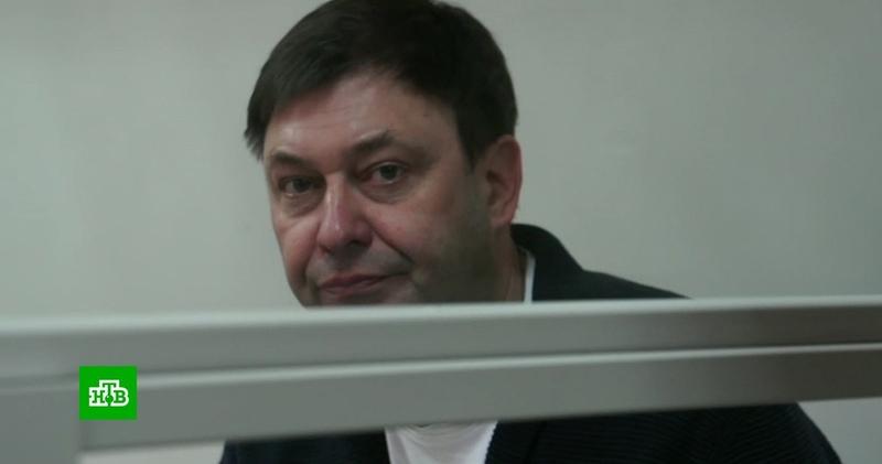 Европейская федерация журналистов осудила продление ареста Вышинского