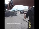 В Оклахоме полицейские не дали уйти грабителям банка