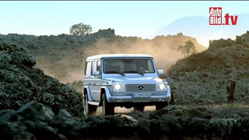 Mercedes Benz G Klasse Der Benz für alle Fälle