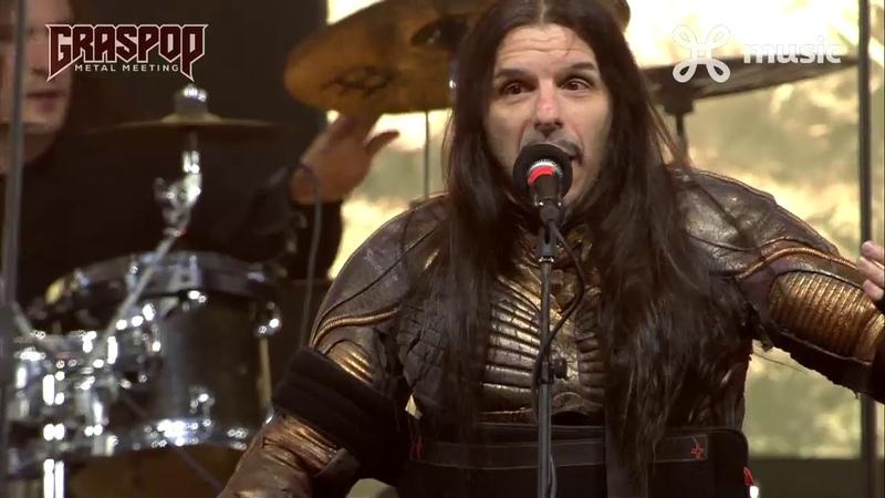 Septicflesh Live at Graspop Metal Meeting 2018 (Full Show HD)