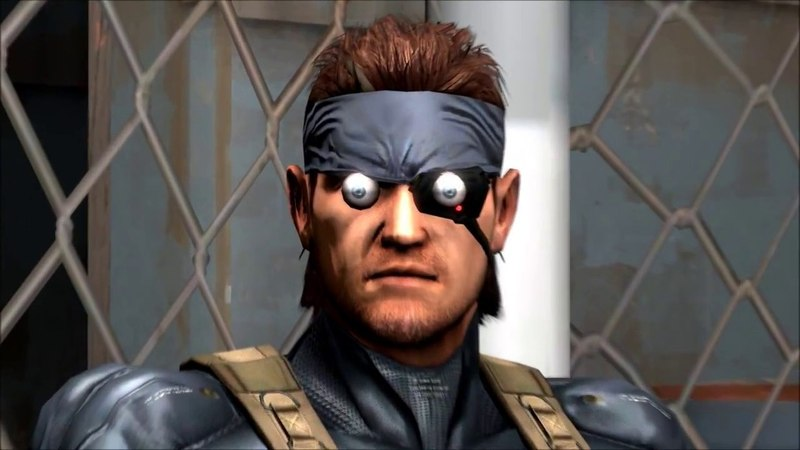 [SFM Metal Gear Solid] Snakes Stealth Maneuvers
