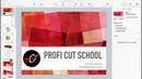 Вебинар неделя 8 Закрытая группа Profi Cut School и розыгрыш бесплатного места