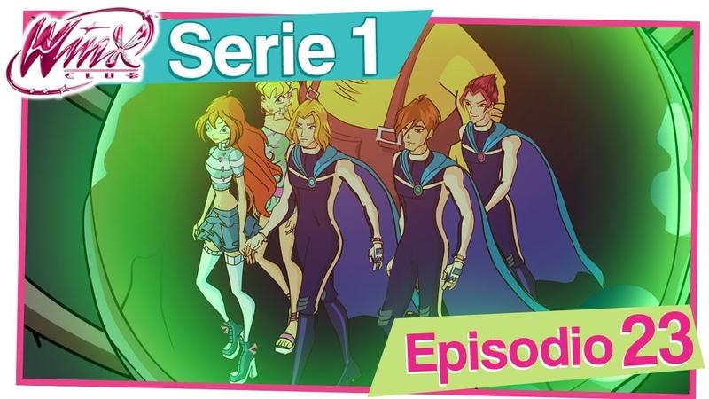 Winx Club - Serie 1 Episodio 23 - Fuga da Torrenuvola [EPISODIO COMPLETO]