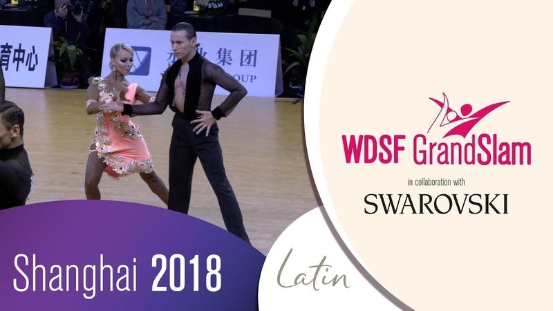 Tsaturyan - Gudyno, RUS | 2018 GrandSlam LAT Shanghai | R1 R