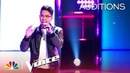 Jej Vinson Stuns the Coaches with Passionfruit The Voice Blind Auditions 2019