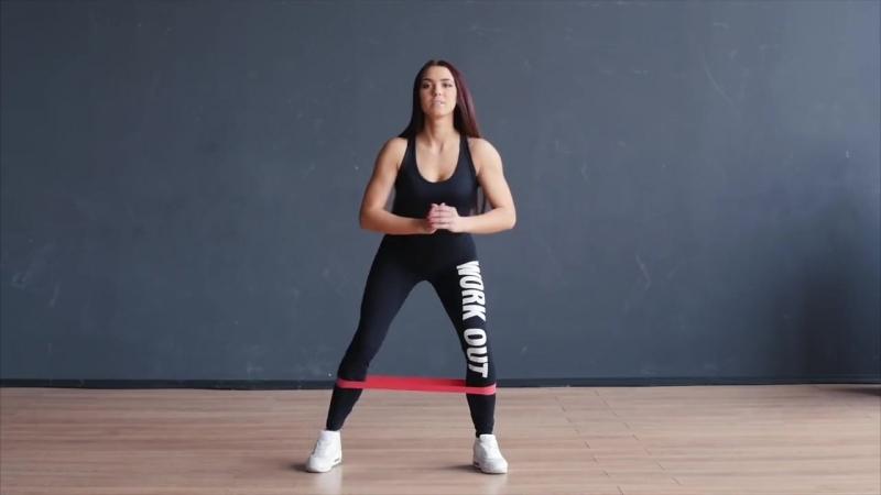 С фитнес резинками - Esonstyle ты можешь сделать это прямо дома