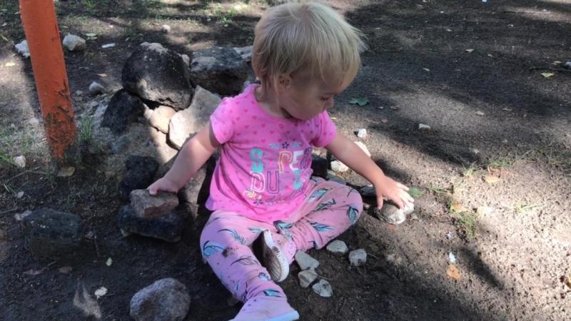 Дочь- каменщик