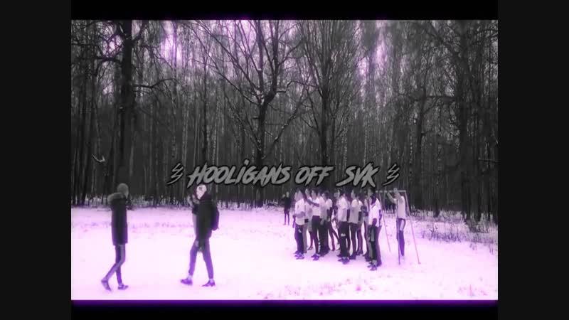乡 Hooligans off l SVK 乡3