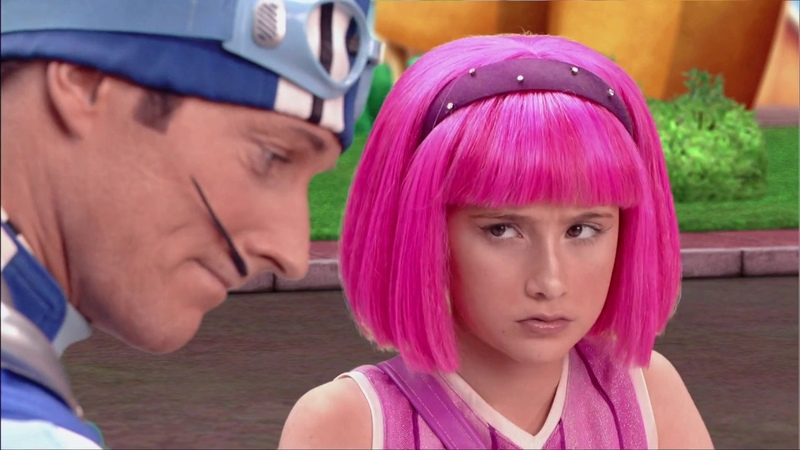 LazyTown S01E04 - Crystal Caper
