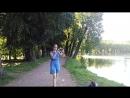 Красный пруд. Петергоф.