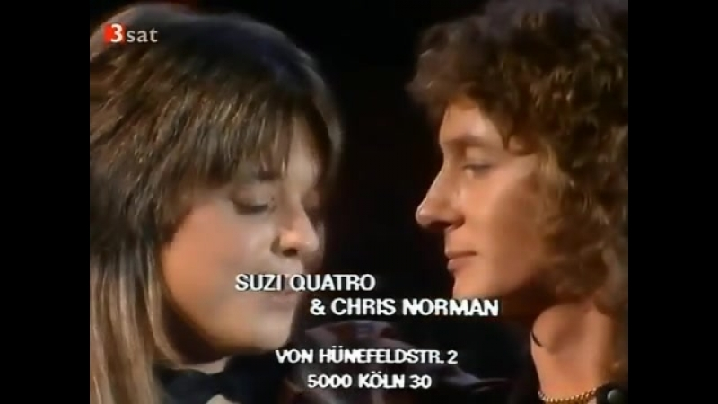 Chris Norman Suzi Quatro - Stumblin In - ( Alta Calidad ) HD