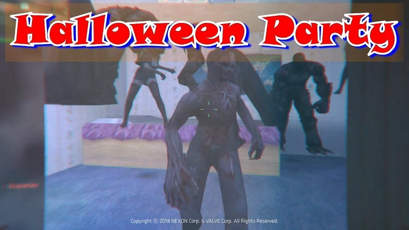 [CSNZ] The Surprising Halloween Party in the Bedroom