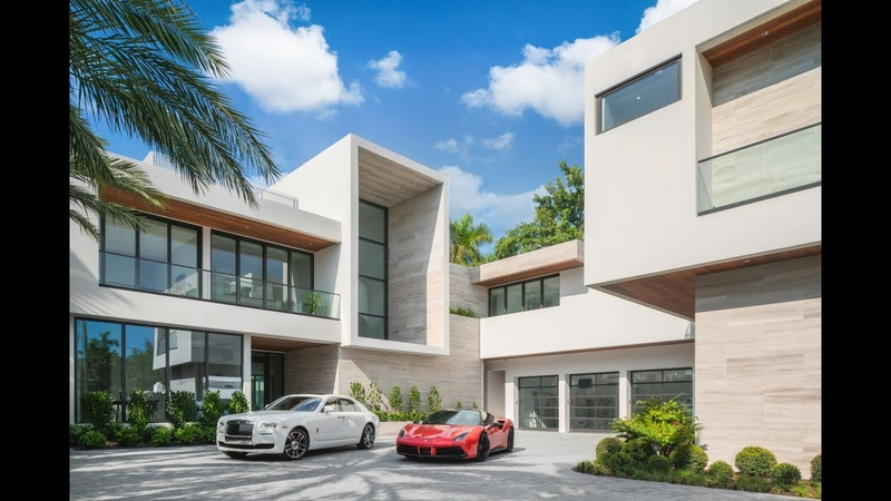 Miami Beach's newest Ultra Luxurious Mega Mansion Lifestyle Production Group