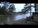 молния бьет в реку
