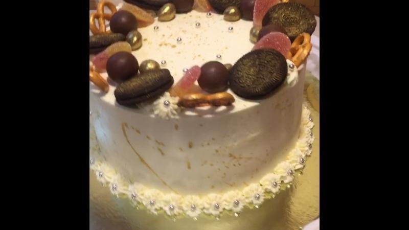 Торт « трюфельный»