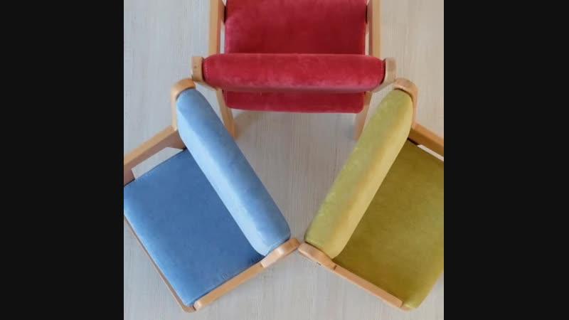 Расцветки стульчиков Альмо