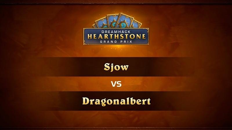 Sjow vs Dragonalbert, DreamHack Summer 2018