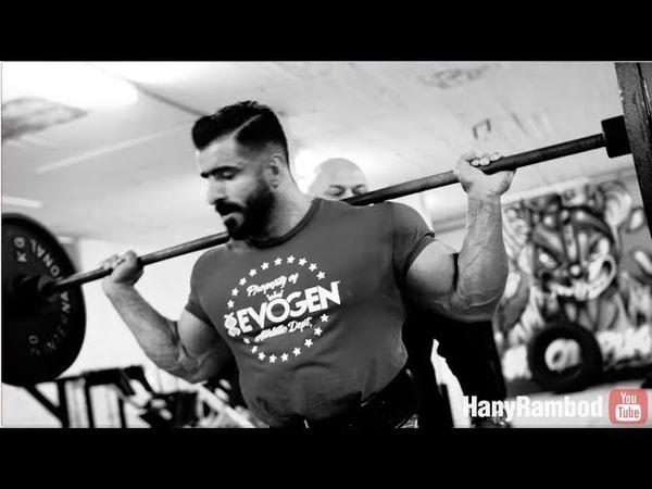 Triple H Workout - Hany Rambod, Hadi Choopan, Hamstrings!