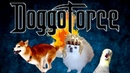 Doggoforce - Through the Borks and Heccs