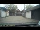 Driving in old neighborhood in Toronto.